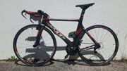 Triathlon Rennrad Carbon