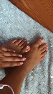 Fuß Bilder Hand Bilder