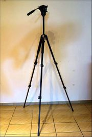 Stativ Kamerastativ Optimus Pro 85-H