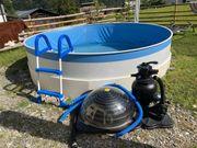 Pool Sandfilter Solar Heizung