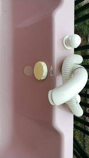 Acryl Badewanne und Duschwanne