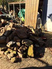 Steine für Garten