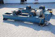 Behälterdrehvorrichtung Kesseldrehvorrichtung Satore 30to welding