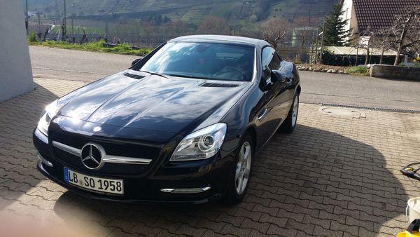 Mercedes SLK 200 Blue Efficieny