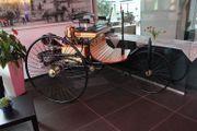 Carl Benz Motorwagen