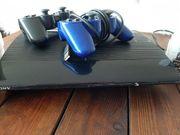 PS3 mit 2 Controller und
