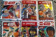 Lego star wars Ninjago Polybag
