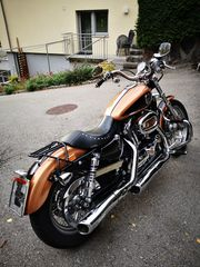 Harley Davidson Super Low 1200 -