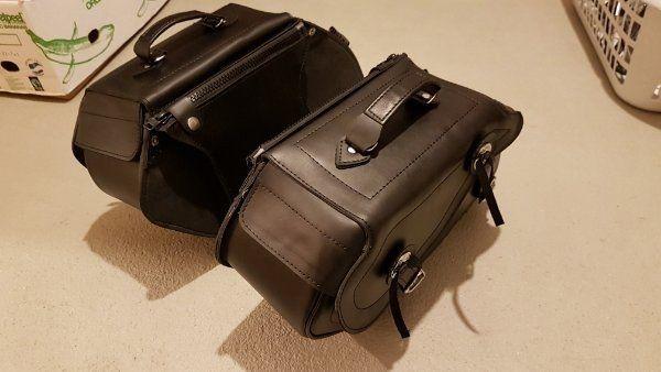 Seitentaschen