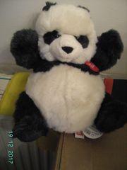 Trudi Plüschtier Pandabär neu