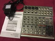 PHONIC AM 125 FX Mischpult
