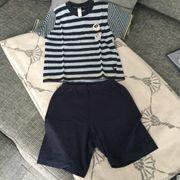 3 x Schiesser Schlafanzug Captn
