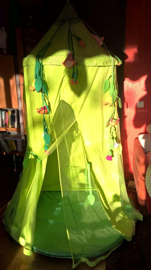 Hängezelt Kinderzimmer | Haba Hangezelt Blutenhimmel In Aschaffenburg Baby Und