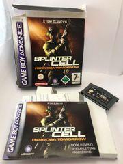 Nintendo Gameboy Advance Splintercell OVP