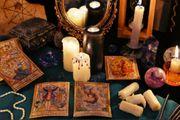 Spiritueller Heiler und Zauberer der
