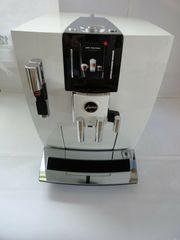Jura J6 Kaffeevollautomat Piano-white