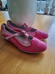 Ballerinas TAMARIS rosa pink Mädchentraum