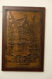 Kupferbild Gottlieb Daimler Geburtshaus