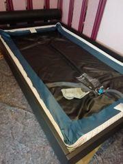 wasserbett onyx 220x130 mit Rand