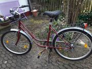 Damen-City-Bike