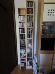 Zwei CD Regale