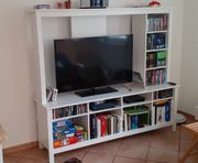 IKEA TV-Regal TOMNÄS weiß 180cm