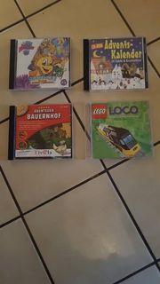 Diverse Pc Kinderspiele