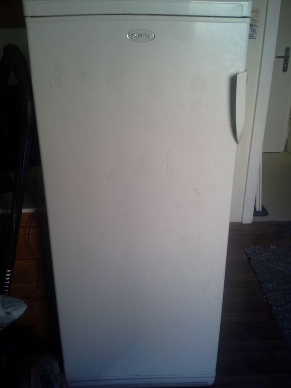 Kühlschrank und Kleiderschrank