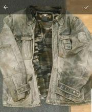 Harley Davidson Vintage Lederjacke