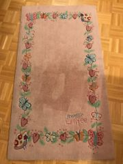 Kinderteppich 1 50x0 80m Prinzessin