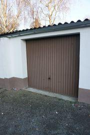 Garage für Auto oder Motorrad