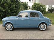Fiat 1100 Baujahr 1955