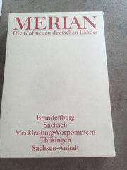 Original verpackt Merian die fünf