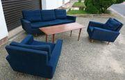 Knoll international Sofa Sessel Garnitur