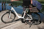 Damen City E-Bike Sinus Tria