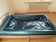 Wasserbettmatratze mit oder ohne Gestell