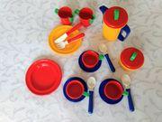 Robustes Kinder-Spielgeschirr-Set von SPIELSTABIL