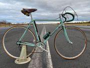 Bianchi Rennrad in Farbe Celeste