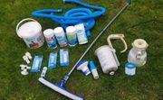 Equipment für Gartenpool