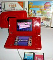 Nintendo DSi Original Konsole ROT