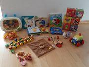 Babyspielzeug Schlafmobile Puzzle Buch Ziehraupe