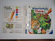 Ravensburger tiptoi Wörter-Bilderlexikon Tiere