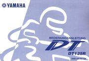 Yamaha DT 125 R Bedienungsanleitung -