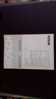 Kühlschrank Bosch cooler KSV2623 voll