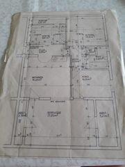 Eine drei Dachgeschoss Wohnung mit