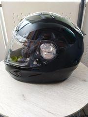 Guterhaltene Motorrad Helm Neuwertig