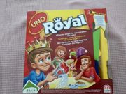 Nagelsneues UNO Royal Spiel