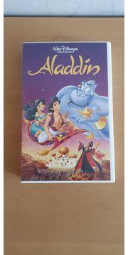 Walt Disneys Meisterwerk Aladdin VHS