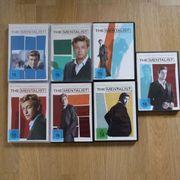 The Mentalist komplette DVD Staffel