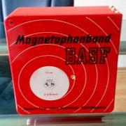 Tonband Box mit 15 cm